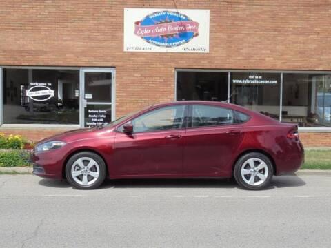 2015 Dodge Dart for sale at Eyler Auto Center Inc. in Rushville IL