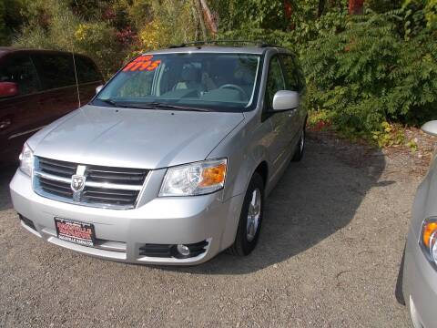 2008 Dodge Grand Caravan for sale at Dansville Radiator in Dansville NY