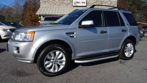 2012 Land Rover LR2 for sale at Driven Pre-Owned in Lenoir NC