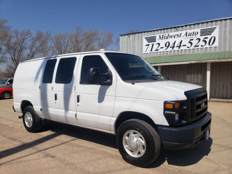 2009 Ford E-Series Cargo for sale at Midwest Auto of Siouxland, INC in Lawton IA
