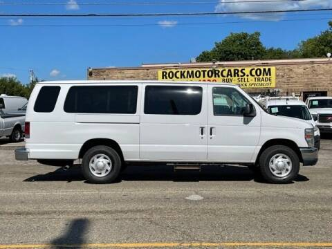 2012 Ford E-Series Wagon for sale at ROCK MOTORCARS LLC in Boston Heights OH