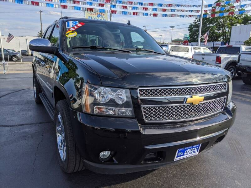2013 Chevrolet Avalanche for sale in Michigan City, IN