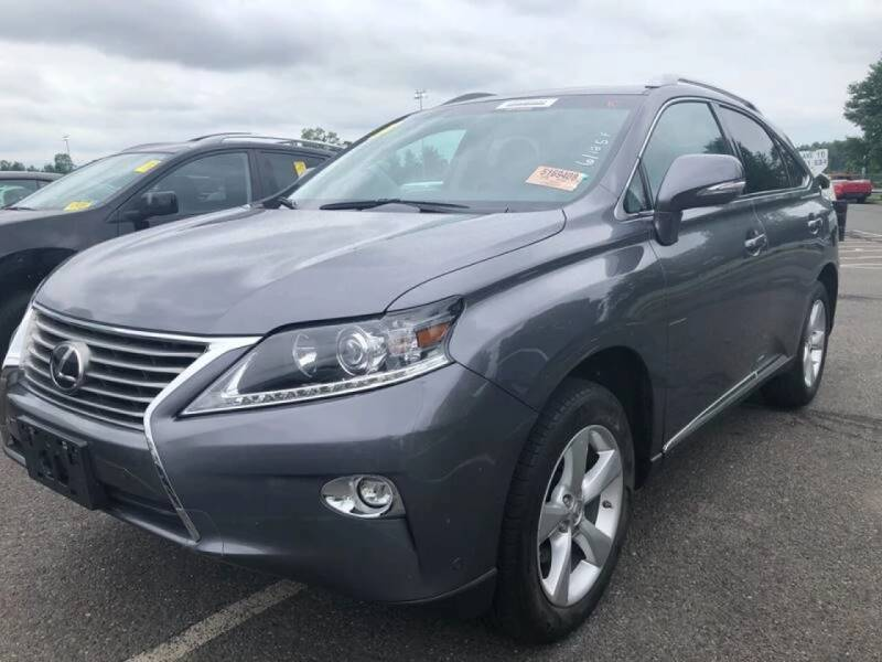 2015 Lexus RX 350 for sale at SILVER ARROW AUTO SALES CORPORATION in Newark NJ