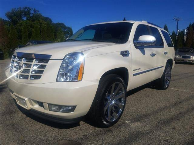 2010 Cadillac Escalade for sale at East Providence Auto Sales in East Providence RI
