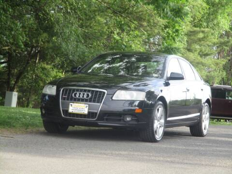 2008 Audi A6 for sale at Loudoun Used Cars in Leesburg VA