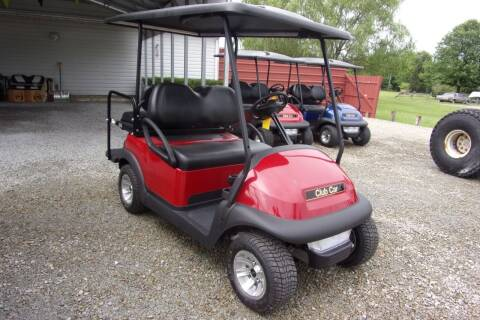 2021 Club Car Precedent 4 Passenger 48 Volt for sale at Area 31 Golf Carts - Electric 4 Passenger in Acme PA