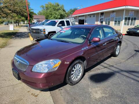 2011 Buick LaCrosse for sale at THE PATRIOT AUTO GROUP LLC in Elkhart IN