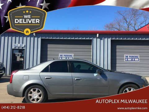 2004 Cadillac CTS for sale at Autoplex 2 in Milwaukee WI