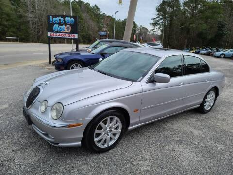 2000 Jaguar S-Type for sale at Let's Go Auto in Florence SC