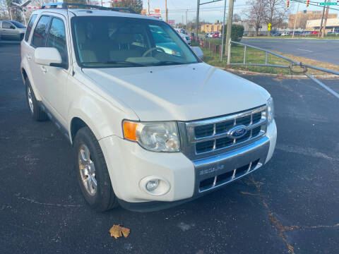 2011 Ford Escape for sale at Right Place Auto Sales in Indianapolis IN