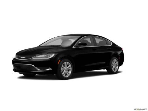 2015 Chrysler 200 for sale at West Motor Company in Hyde Park UT