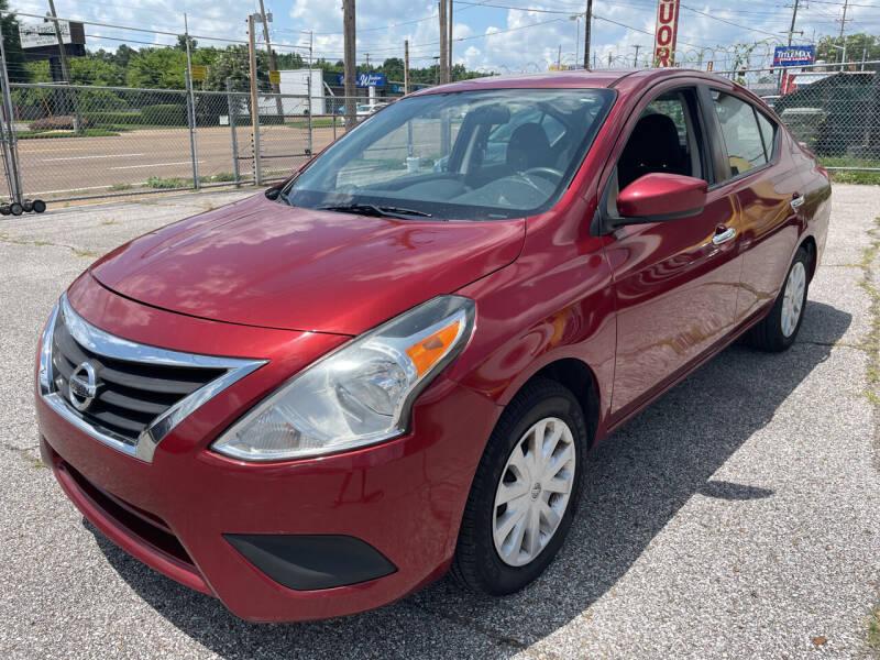 2019 Nissan Versa for sale at East Memphis Auto Center in Memphis TN