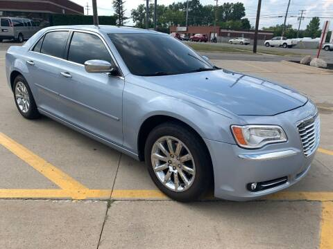 2012 Chrysler 300 for sale at City Auto Sales in Roseville MI
