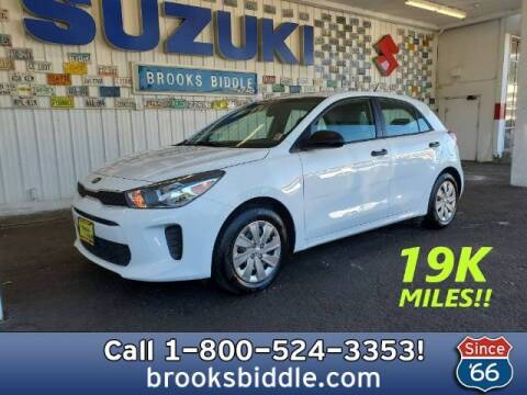 2018 Kia Rio 5-Door for sale at BROOKS BIDDLE AUTOMOTIVE in Bothell WA