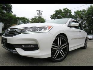 2017 Honda Accord for sale at Rockland Automall - Rockland Motors in West Nyack NY