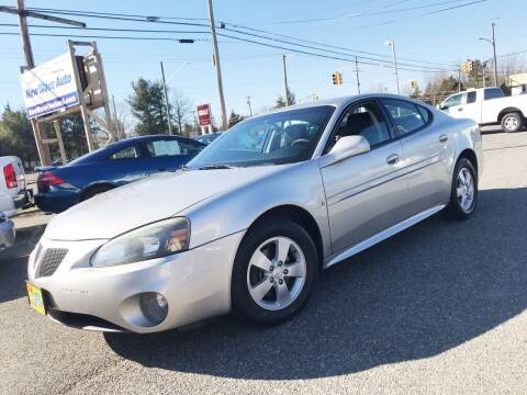2006 Pontiac Grand Prix for sale at New Wave Auto of Vineland in Vineland NJ