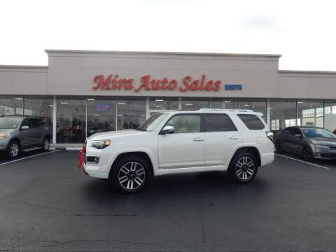 2014 Toyota 4Runner for sale at Mira Auto Sales in Dayton OH