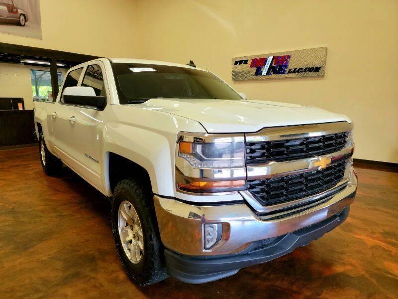 2016 Chevrolet Silverado 1500 for sale at Driveline LLC in Jacksonville FL