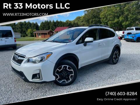 2016 Subaru Crosstrek for sale at Rt 33 Motors LLC in Rockbridge OH