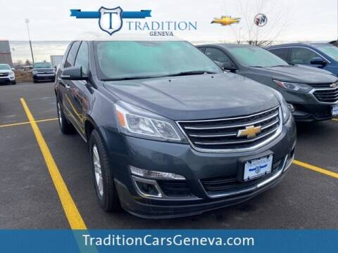 2014 Chevrolet Traverse for sale at Tradition Chevrolet Buick in Geneva NY