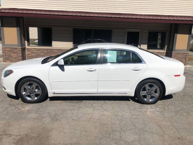 2009 Chevrolet Malibu for sale at Settle Auto Sales TAYLOR ST. in Fort Wayne IN