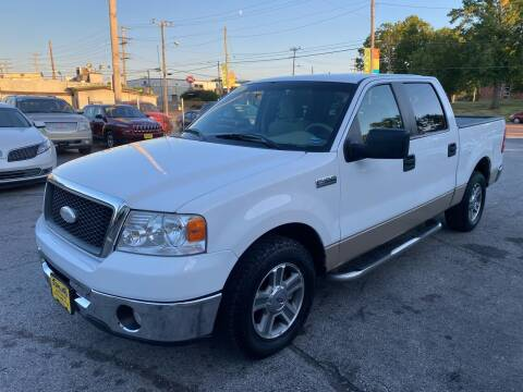 2007 Ford F-150 for sale at ASHLAND AUTO SALES in Columbia MO