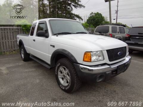 2003 Ford Ranger for sale at Hyway Auto Sales in Lumberton NJ