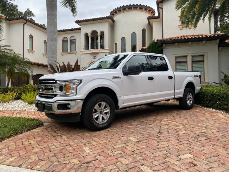 2019 Ford F-150 for sale at Mirabella Motors in Tampa FL