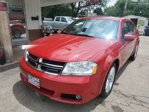 2011 Dodge Avenger for sale at New Wheels in Glendale Heights IL