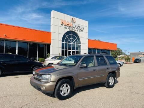2002 Chevrolet TrailBlazer for sale at New Way Motors in Ferndale MI
