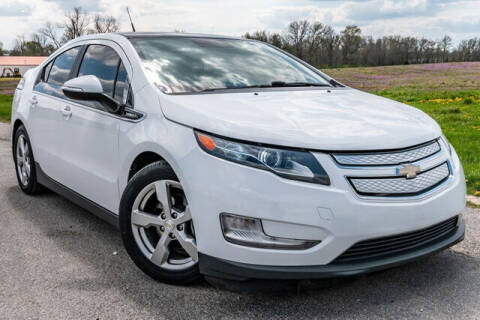 2012 Chevrolet Volt for sale at Fruendly Auto Source in Moscow Mills MO