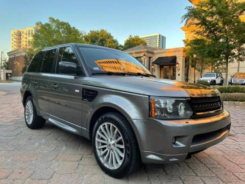 2011 Land Rover Range Rover Sport for sale at Affordable Dream Cars in Lake City GA