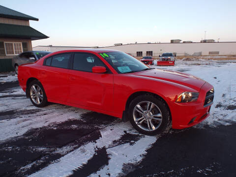 2014 Dodge Charger for sale at G & K Supreme in Canton SD