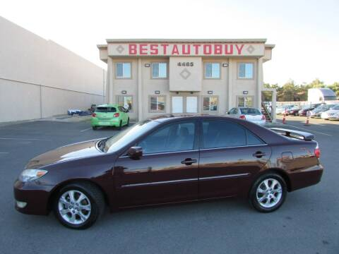2005 Toyota Camry for sale at Best Auto Buy in Las Vegas NV