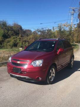 2012 Chevrolet Captiva Sport for sale at Dependable Motors in Lenoir City TN
