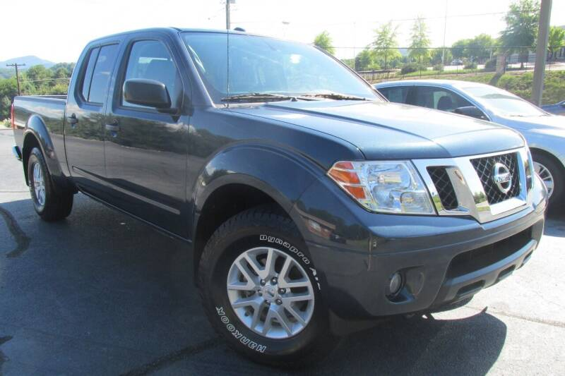 2018 Nissan Frontier for sale at Tilleys Auto Sales in Wilkesboro NC
