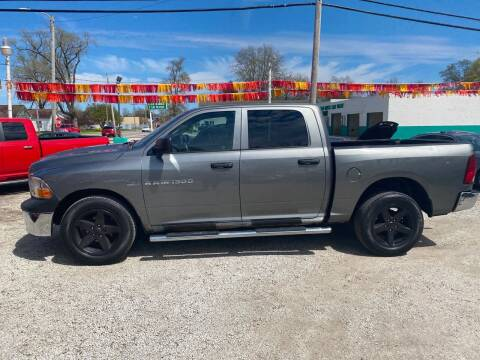 2012 RAM Ram Pickup 1500 for sale at Antique Motors in Plymouth IN