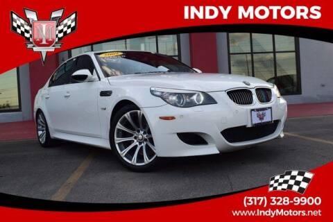 2009 BMW M5 for sale at Indy Motors Inc in Indianapolis IN