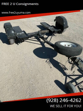 2000 Towdolly TD for sale at FREE 2 U Consignments in Yuma AZ