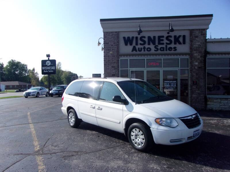 2006 Chrysler Town and Country for sale at Wisneski Auto Sales, Inc. in Green Bay WI