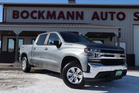 2019 Chevrolet Silverado 1500 for sale at Bockmann Auto Sales in St. Paul NE