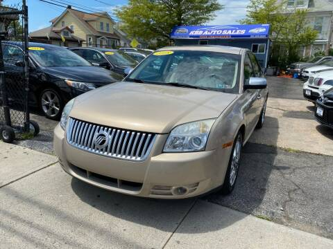 2008 Mercury Sable for sale at KBB Auto Sales in North Bergen NJ