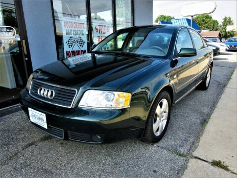 2003 Audi A6 for sale at New Concept Auto Exchange in Glenolden PA