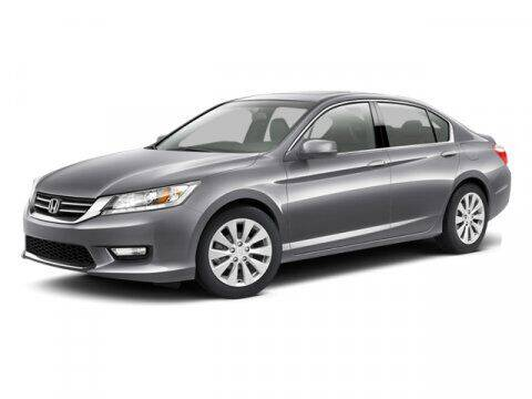 2013 Honda Accord for sale at Hawk Ford of St. Charles in Saint Charles IL