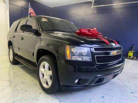 2011 Chevrolet Tahoe for sale at The Car House of Garfield in Garfield NJ