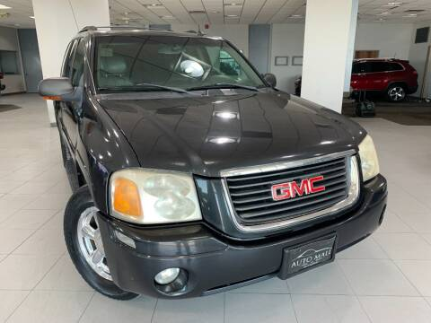 2004 GMC Envoy for sale at Auto Mall of Springfield in Springfield IL