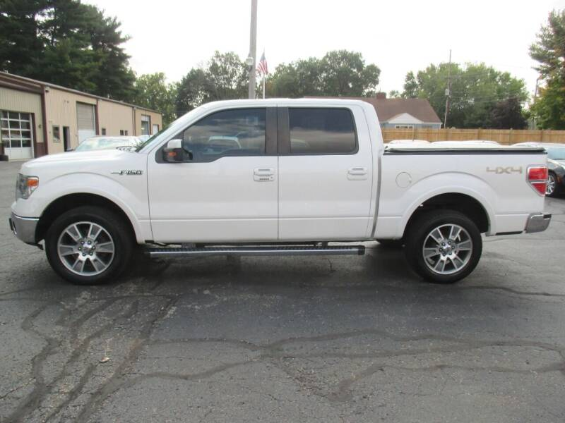 2014 Ford F-150 for sale at Home Street Auto Sales in Mishawaka IN