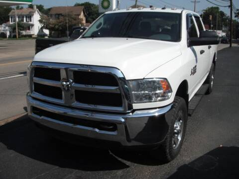 2016 RAM Ram Pickup 2500 for sale at Collector Car Co in Zanesville OH
