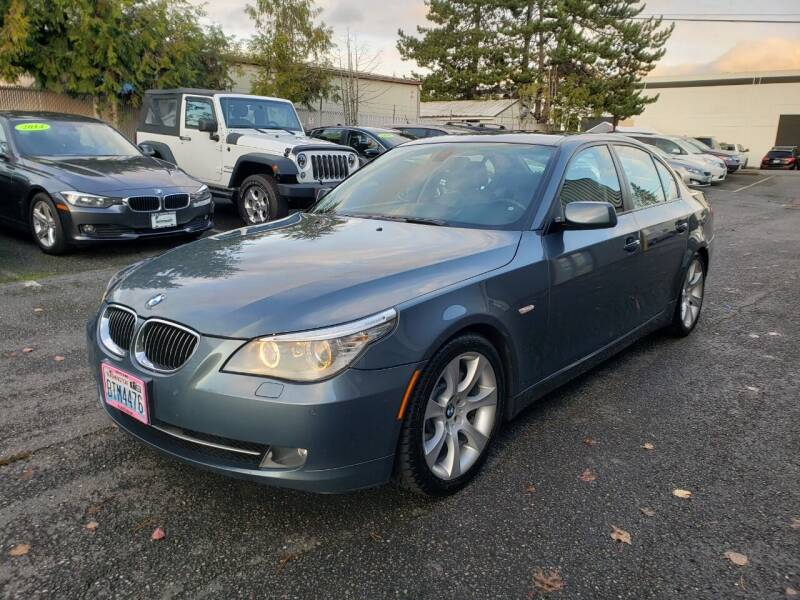 2008 BMW 5 Series for sale at Painlessautos.com in Bellevue WA