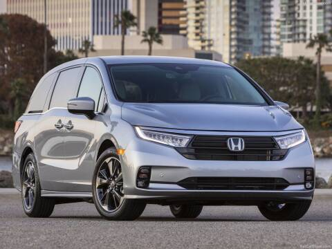 2021 Honda Odyssey for sale at Xclusive Auto Leasing NYC in Staten Island NY